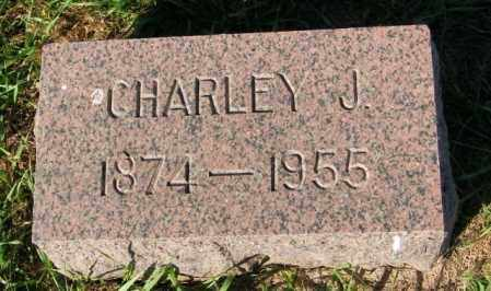 TUNELL, CHARLEY J. - Lincoln County, South Dakota | CHARLEY J. TUNELL - South Dakota Gravestone Photos