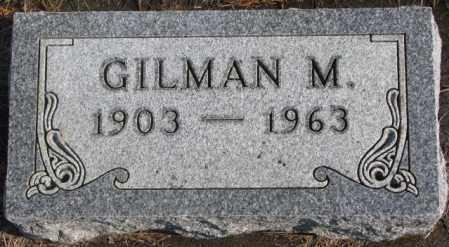 TUNTLAND, GILMAN M. - Lincoln County, South Dakota | GILMAN M. TUNTLAND - South Dakota Gravestone Photos
