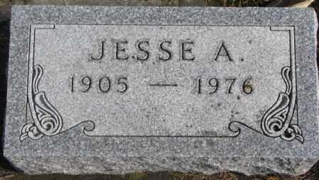 TUNTLAND, JESSE A. - Lincoln County, South Dakota   JESSE A. TUNTLAND - South Dakota Gravestone Photos
