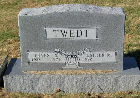 TWEDT, ERNEST S. - Lincoln County, South Dakota | ERNEST S. TWEDT - South Dakota Gravestone Photos