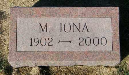 TWEDT, M. IONA - Lincoln County, South Dakota | M. IONA TWEDT - South Dakota Gravestone Photos