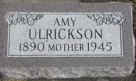 ULRICKSON, AMY - Lincoln County, South Dakota | AMY ULRICKSON - South Dakota Gravestone Photos