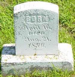 UNKNOWN, LITTLE BOY - Lincoln County, South Dakota | LITTLE BOY UNKNOWN - South Dakota Gravestone Photos