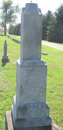VAN BOCKERN, ARENDT - Lincoln County, South Dakota   ARENDT VAN BOCKERN - South Dakota Gravestone Photos