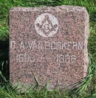 VAN BOCKERN, D.A. - Lincoln County, South Dakota | D.A. VAN BOCKERN - South Dakota Gravestone Photos