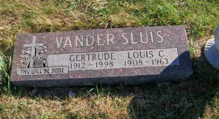 VANDER SLUIS, LOUIS C. - Lincoln County, South Dakota | LOUIS C. VANDER SLUIS - South Dakota Gravestone Photos