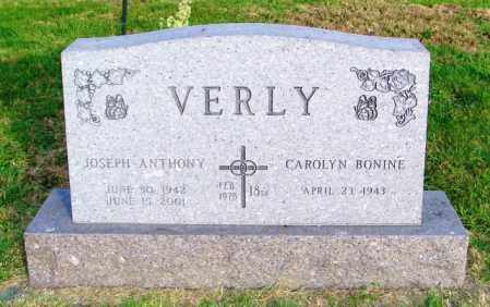 VERLY, JOSEPH ANTHONY - Lincoln County, South Dakota | JOSEPH ANTHONY VERLY - South Dakota Gravestone Photos