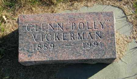 "VICKERMAN, GLENN ""POLLY"" - Lincoln County, South Dakota 