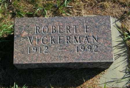 VICKERMAN, ROBERT E. - Lincoln County, South Dakota | ROBERT E. VICKERMAN - South Dakota Gravestone Photos