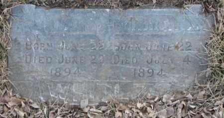 WHITLOW, YRMA - Lincoln County, South Dakota | YRMA WHITLOW - South Dakota Gravestone Photos