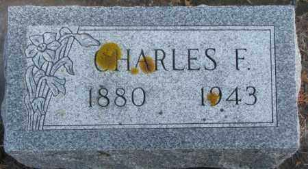 WHITMORE, CHARLES F. - Lincoln County, South Dakota | CHARLES F. WHITMORE - South Dakota Gravestone Photos