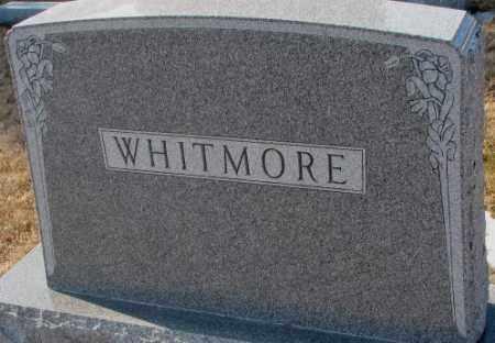WHITMORE, PLOT - Lincoln County, South Dakota | PLOT WHITMORE - South Dakota Gravestone Photos