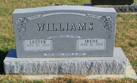 WILLIAMS, LESTER - Lincoln County, South Dakota | LESTER WILLIAMS - South Dakota Gravestone Photos