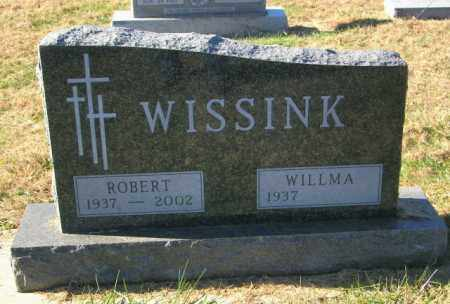 WISSINK, WILLMA - Lincoln County, South Dakota | WILLMA WISSINK - South Dakota Gravestone Photos