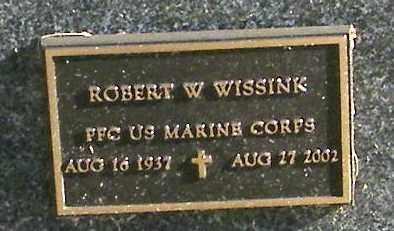 WISSINK, ROBERT W - Lincoln County, South Dakota | ROBERT W WISSINK - South Dakota Gravestone Photos