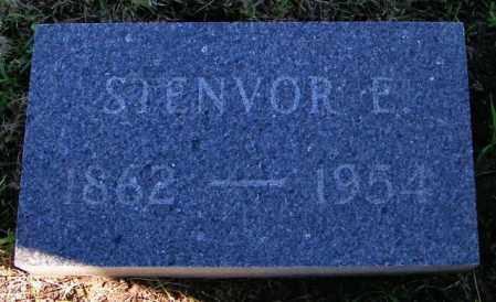 JOHNSON, STENVOR F. - Lincoln County, South Dakota | STENVOR F. JOHNSON - South Dakota Gravestone Photos