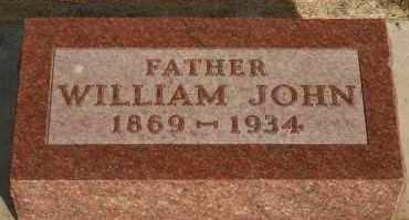 BANKS, WILLIAM JOHN - Lyman County, South Dakota   WILLIAM JOHN BANKS - South Dakota Gravestone Photos