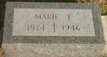 BUKACEK, MARIE T - Lyman County, South Dakota | MARIE T BUKACEK - South Dakota Gravestone Photos