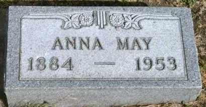 BUNKER, ANNA MAY - Lyman County, South Dakota | ANNA MAY BUNKER - South Dakota Gravestone Photos