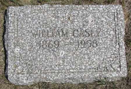 CASEY, WILLIAM - Lyman County, South Dakota   WILLIAM CASEY - South Dakota Gravestone Photos