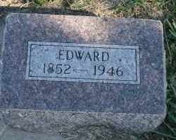 CULLEN, EDWARD - Lyman County, South Dakota | EDWARD CULLEN - South Dakota Gravestone Photos