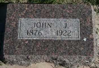 CULLEN, JOHN J - Lyman County, South Dakota   JOHN J CULLEN - South Dakota Gravestone Photos