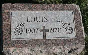 CULLEN, LOUIS E - Lyman County, South Dakota | LOUIS E CULLEN - South Dakota Gravestone Photos