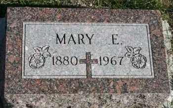CULLEN, MARY E - Lyman County, South Dakota | MARY E CULLEN - South Dakota Gravestone Photos