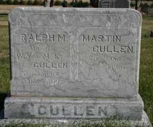CULLEN, RALPH M - Lyman County, South Dakota | RALPH M CULLEN - South Dakota Gravestone Photos