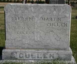 CULLEN MARTIN,  - Lyman County, South Dakota |  CULLEN MARTIN - South Dakota Gravestone Photos