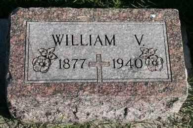 CULLEN, WILLIAM V - Lyman County, South Dakota | WILLIAM V CULLEN - South Dakota Gravestone Photos