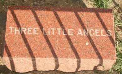 DIRKS, 3 BABIES - Lyman County, South Dakota   3 BABIES DIRKS - South Dakota Gravestone Photos
