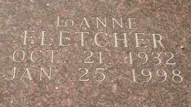 KING FLETCHER, JOANNE - Lyman County, South Dakota | JOANNE KING FLETCHER - South Dakota Gravestone Photos