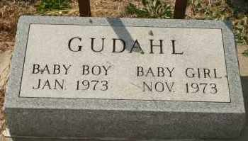 GUDAHL, GIRL - Lyman County, South Dakota | GIRL GUDAHL - South Dakota Gravestone Photos