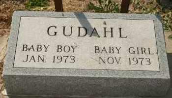 GUDAHL, GIRL - Lyman County, South Dakota | GIRL GUDAHL - South Dakota Gravestone Photos