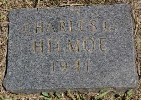 HILMOE, CHARLES G. - Lyman County, South Dakota | CHARLES G. HILMOE - South Dakota Gravestone Photos