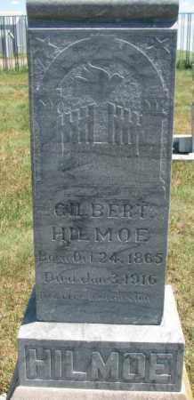 HILMOE, GILBERT - Lyman County, South Dakota | GILBERT HILMOE - South Dakota Gravestone Photos