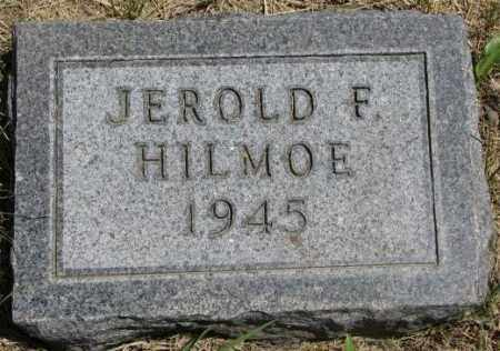 HILMOE, JEROLD F. - Lyman County, South Dakota | JEROLD F. HILMOE - South Dakota Gravestone Photos