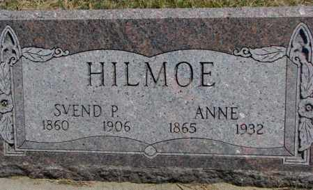 HILMOE, ANNE - Lyman County, South Dakota | ANNE HILMOE - South Dakota Gravestone Photos