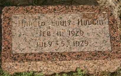 HODGIN, HAROLD LOUIS - Lyman County, South Dakota   HAROLD LOUIS HODGIN - South Dakota Gravestone Photos