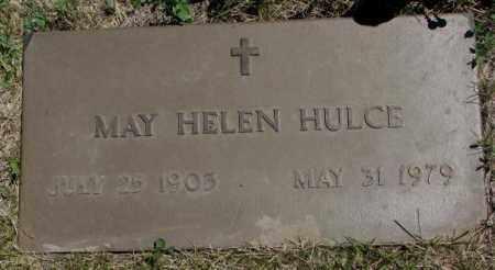 HULCE, MAY HELEN - Lyman County, South Dakota | MAY HELEN HULCE - South Dakota Gravestone Photos
