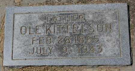 KITTELSON, OLE - Lyman County, South Dakota   OLE KITTELSON - South Dakota Gravestone Photos