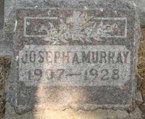 MURRAY, JOSEPH A - Lyman County, South Dakota   JOSEPH A MURRAY - South Dakota Gravestone Photos