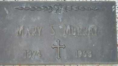 MURRAY, MARY S - Lyman County, South Dakota   MARY S MURRAY - South Dakota Gravestone Photos