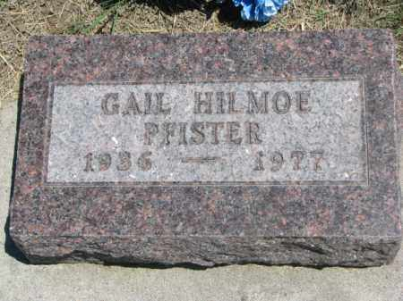 PFISTER, GAIL - Lyman County, South Dakota | GAIL PFISTER - South Dakota Gravestone Photos