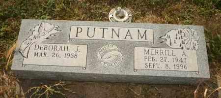 PUTNAM, DEBORAH J - Lyman County, South Dakota | DEBORAH J PUTNAM - South Dakota Gravestone Photos