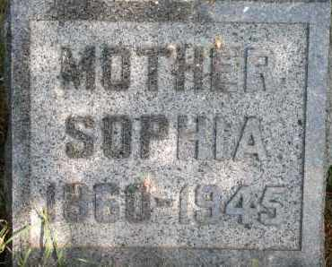 ROHRBACH, SOPHIA - Lyman County, South Dakota | SOPHIA ROHRBACH - South Dakota Gravestone Photos