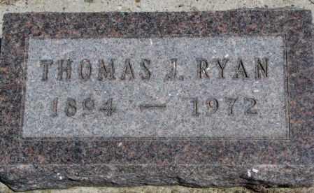 RYAN, THOMAS I. - Lyman County, South Dakota | THOMAS I. RYAN - South Dakota Gravestone Photos