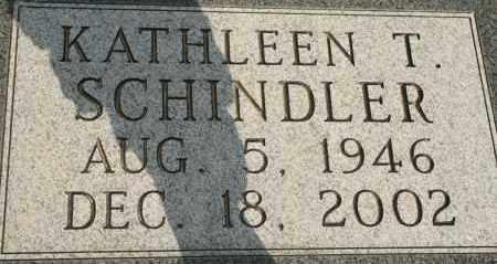 "SCHINDLER, KATHLEEN ""KATIE"" T - Lyman County, South Dakota | KATHLEEN ""KATIE"" T SCHINDLER - South Dakota Gravestone Photos"