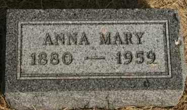 STALLMAN, ANNA MARY - Lyman County, South Dakota | ANNA MARY STALLMAN - South Dakota Gravestone Photos
